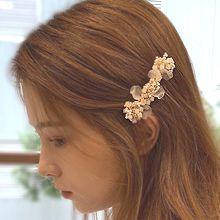 54376��A��A, 蝴蝶�Y, 植物蝴蝶�Y 花 花瓣 ��簧�A 珠子 珍珠