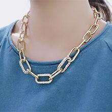 54533锁链形, 单层链椭圆形