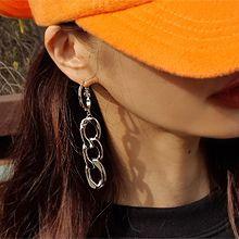 54623耳圈耳扣锁链 椭圆形