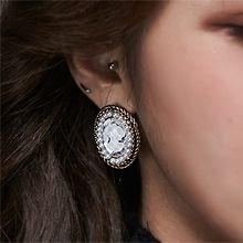 54757耳�式, 人物人�w�E�A形 人 珠子 珍珠
