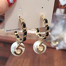 54771字母数字/符号数字 5  珠子 珍珠 锁链