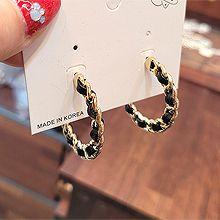 54784耳钉式C形 锁链
