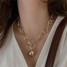 52601锁链形圆形 珠子