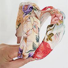 52754发箍发带, 植物, 平面/立体几何图形花 叶子