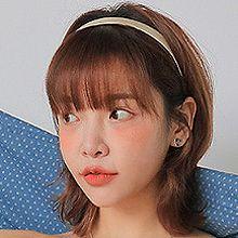 52814发箍发带, 平面/立体几何图形, 其他形状纯色