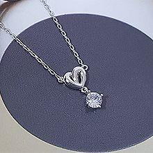 52689锁链形, 单层链, 心形, 平面/立体几何图形心形 圆形