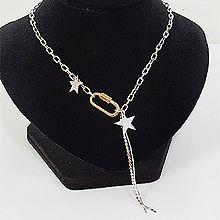 52875锁链形, 单层链, 天体自然现象, 平面/立体几何图形, 其他形状星星 流苏