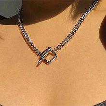 52902锁链形, 单层链, 平面/立体几何图形, 其他形状正方形 长方形 椭圆形 锁链