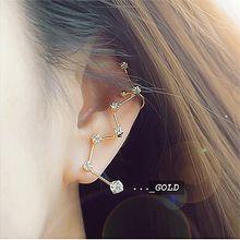 52984耳钉式, 耳圈耳扣, 天体自然现象, 字母数字/符号, 平面/立体几何图形, 其他形状圆形 不规则形 S形