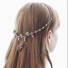 52916发箍发带, 蝴蝶结, 植物, 平面/立体几何图形, 其他形状花 蝴蝶结 圆形