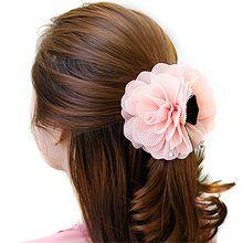 52990发箍发带, 发簪, 植物, 平面/立体几何图形, 其他形状花 圆形 纯色
