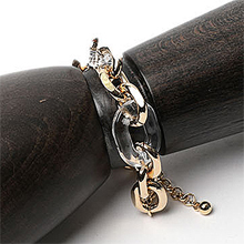53085锁链形, 单层链, 其他分类特征, 平面/立体几何图形, 其他形状椭圆形 锁链