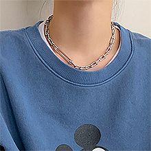 53176锁链形, 单层链, 其他分类特征, 平面/立体几何图形, 其他形状椭圆形 长方形 圆形 圆球
