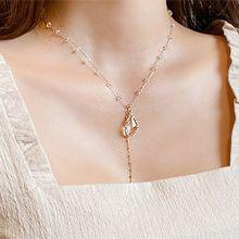 53365锁链形, 单层链水滴形 珠子