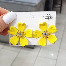 53416耳钉式, 植物花