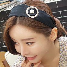 53518发箍发带发箍 圆环 珍珠 珠子 圆形