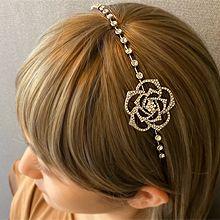53562发箍发带, 植物花 发箍 圆形