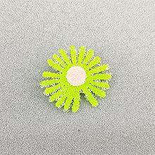 53421植物花 胸针 雏菊