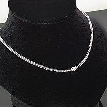 53603穿珠链, 单层链笑脸 珠子