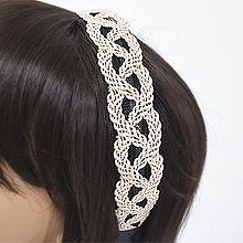 53733发箍发带发箍 麻花 纯色