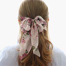 53816边夹顶夹, 蝴蝶结, 植物蝴蝶结 花 弹簧夹
