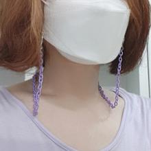 53850纯色 口罩绳 眼镜链
