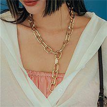 53690锁链形, 单层链椭圆形