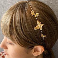 53977发箍发带, 动物发箍 蝴蝶