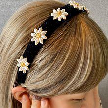 53985发箍发带, 植物发箍 花 珍珠 珠子