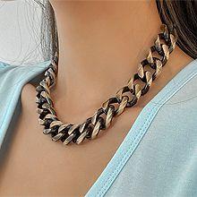 53872锁链形, 单层链锁链