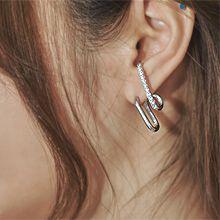 54080耳钉式, 耳夹耳夹 n形