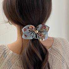 54035发圈发绳, 蝴蝶结, 植物蝴蝶结 花 大肠发绳