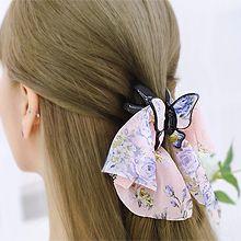 54101爪夹, 蝴蝶结, 植物, 动物蝴蝶结 蝴蝶 花
