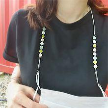 54012圆形 口罩绳 眼镜链