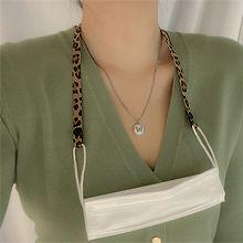 54084豹纹 口罩绳
