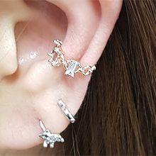 54923耳夹耳夹 长方形