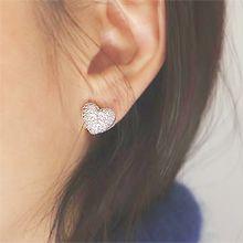 54952耳圈耳扣, 心形心形