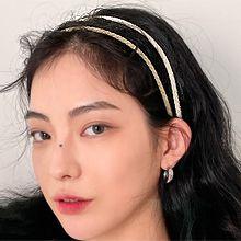 54937发箍发带发箍 麻花