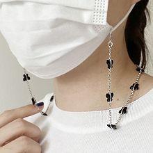 54819动物蝴蝶 口罩链