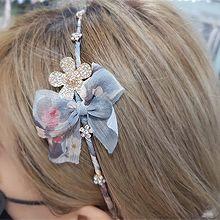 56272发箍发带, 蝴蝶结, 植物发箍 飘带 花 蝴蝶结