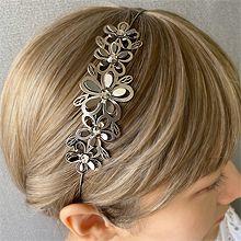 54994发箍发带, 植物花 叶子 发箍