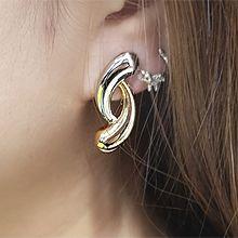 55090耳钉式弧形 椭圆形 C形