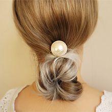 55042�l簪珍珠 珠子