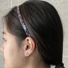 55057发箍发带发箍 豹纹