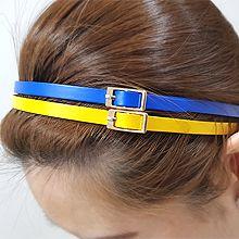 55061发箍发带发箍 长方形 扣
