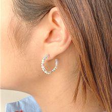 55163耳�式C形 珠子
