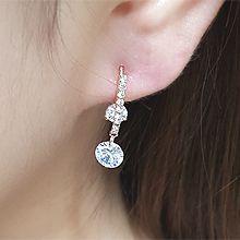 55254耳圈耳扣�A形 弧形