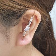 55374耳钉式J形 三角形 珠子
