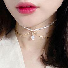 55378�i�形, 穿珠�, 多�渔�珍珠 珠子 水滴形 �p��