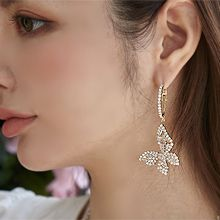 55460耳圈耳扣, 动物蝴蝶